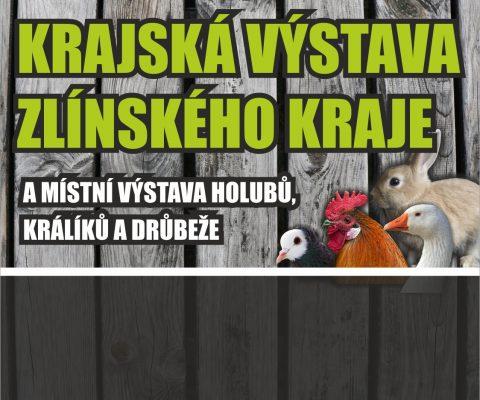 Krajská výstava Zlínského kraje a místní výstava králíků, holubů a drůbeže – Uherský Brod